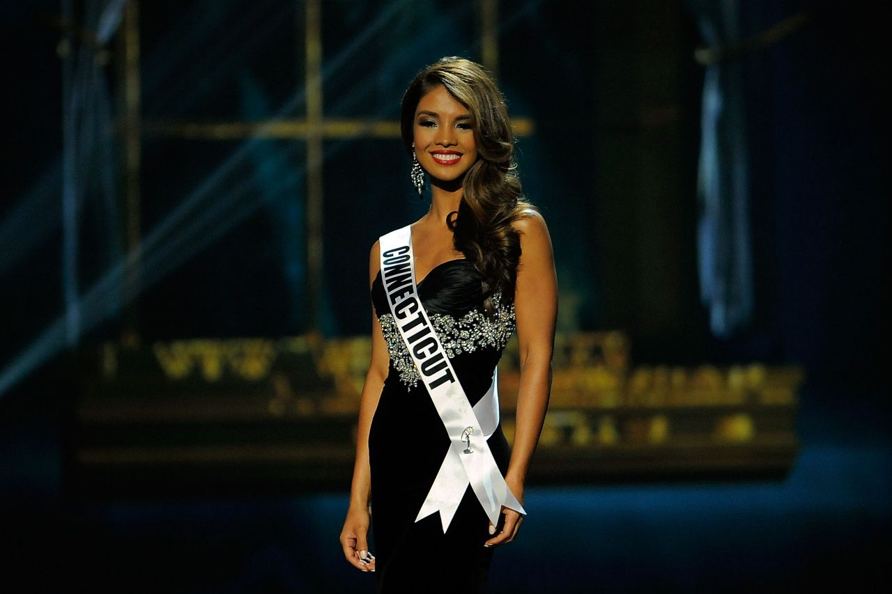 Desiree Perez (Connecticut) - Miss USA Preliminary Competition - June 2014
