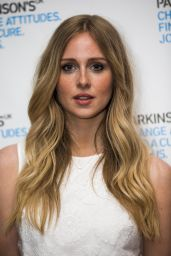 Diana Vickers Attends the Symfunny Fundraiser in Aid of Parkinson