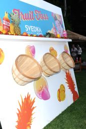 Dianna Agron – SVEDKA's Summer Samba in Beverly Hills – June 2014
