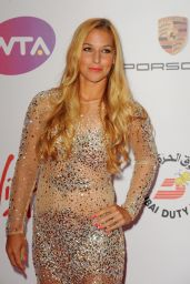 Dominika Cibulkova – 2014 WTA Pre-Wimbledon Party at Kensington Roof Gardens in London