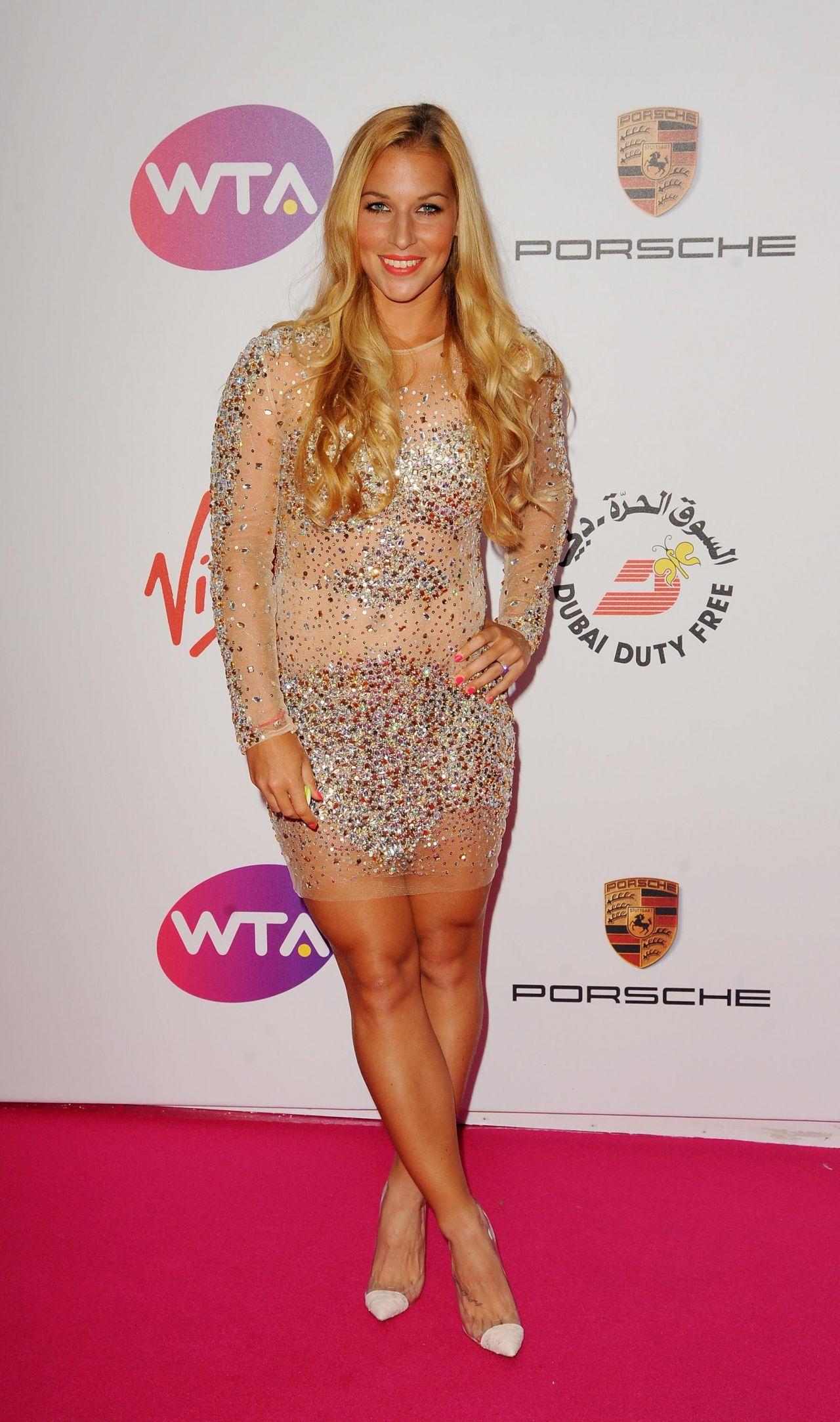 Dominika Cibulkova 2014 Wta Pre Wimbledon Party At