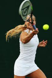 Dominika Cibulkova – Wimbledon Tennis Championships 2014 – 2nd Round