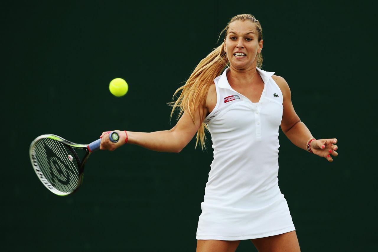 Доминика Цибулкова ја заврши тениската кариера