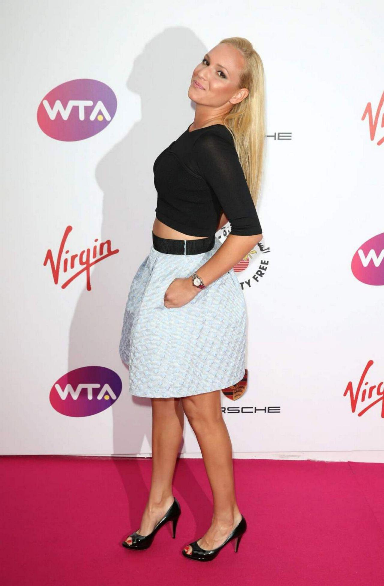 Donna Vekic Wta Pre Wimbledon 2014 Party At Kensington