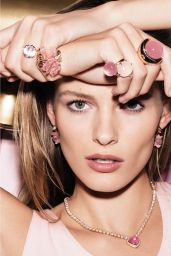 Edita Vilkeviciute - Photoshoot for Vogue Magazine (Paris) 2014 (Katja Rahlwes)