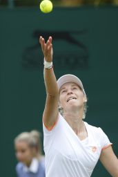 Ekaterina Makarova – Wimbledon Tennis Championships 2014 – 1st Round
