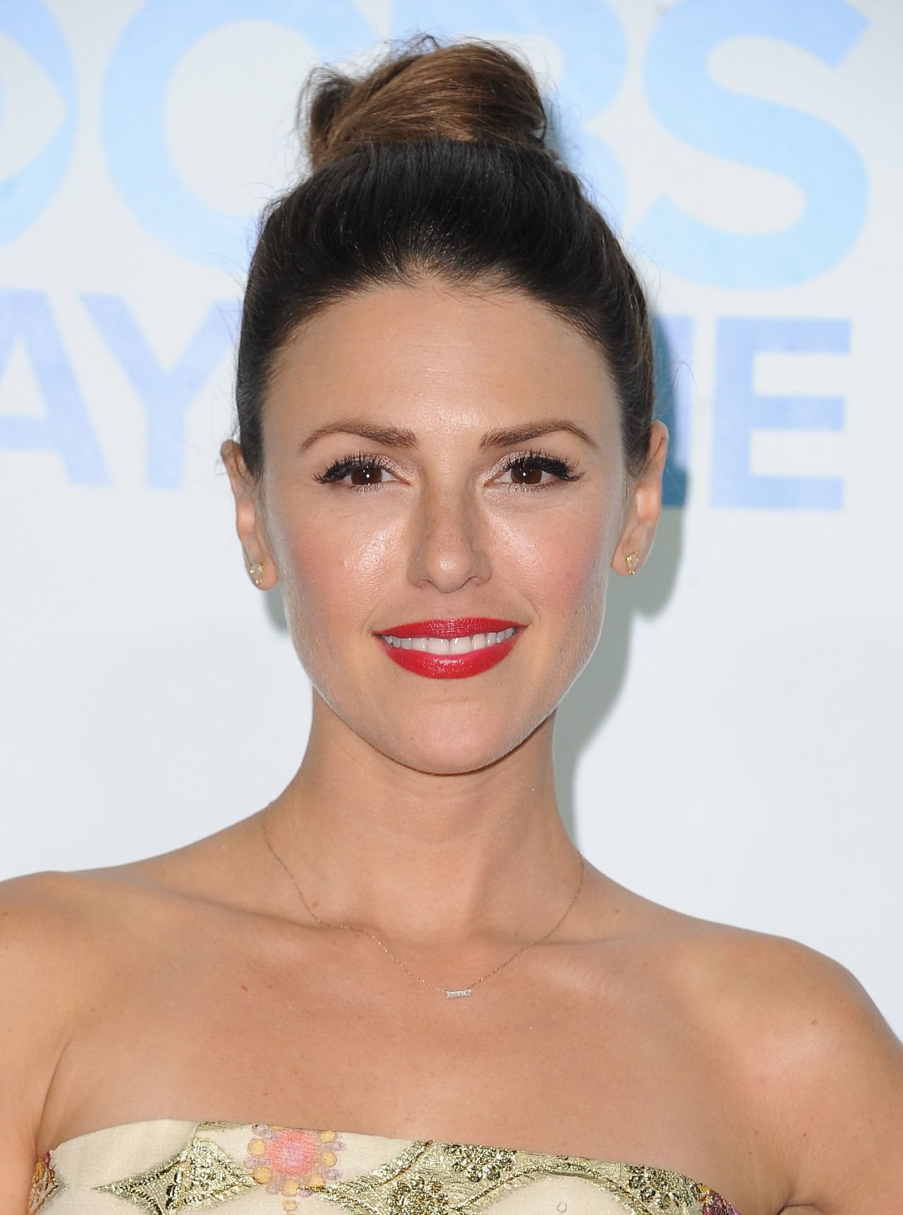 Elizabeth Hendrickson - 2014 Daytime Emmy Awards After Party