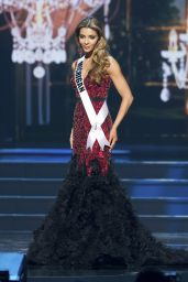 Elizabeth Ivezaj (Michigan) - Miss USA Preliminary Competition - June 2014