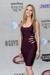 Elle Evans – 2014 Spike TV's Guys Choice Awards