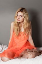 Elle Fanning - Photoshoot for Marie Claire 2014 (Cedric Buchet)