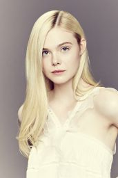 Elle Fanning - Time Out Magazine (UK) 2014