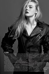 Elle Fanning - V Magazine June 2014 Issue