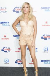 Ellie Goulding - 2014 Capital Summertime Ball in London