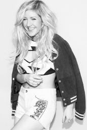 Ellie Goulding - Nylon Magazine June/July 2014 Issue