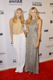 Elsa Hosk at amfAR Inspiration Gala New York - June 2014