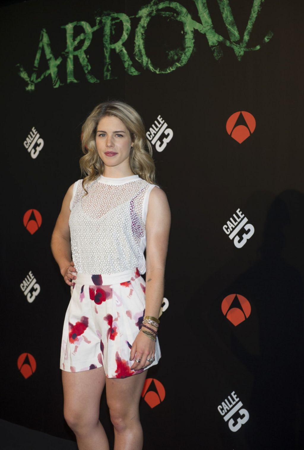 Emily Bett Rickards Arrow