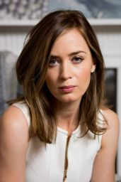 Emily Blunt Photoshoot - June 2014