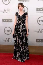 Emily Mortimer - AFI Lifetime Achievement Award Tribute Gala - June 2014