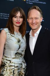 Emily Mortimer - BFTA LA Garden Party - June 2014