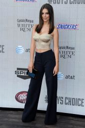 Emily Ratajkowski – 2014 Spike TV's Guys Choice Awards