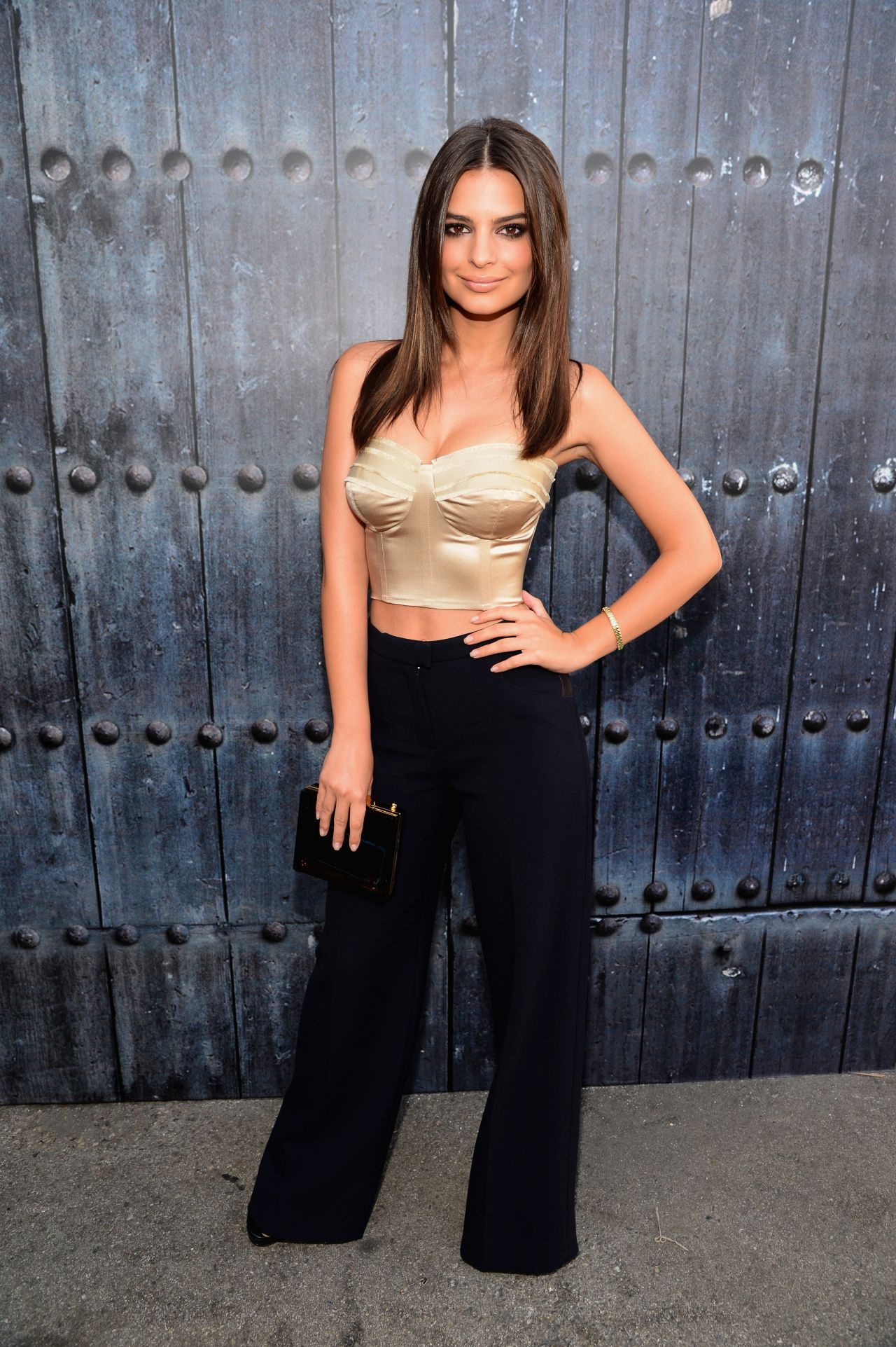 Emily Ratajkowski 2014 Spike Tv S Guys Choice Awards