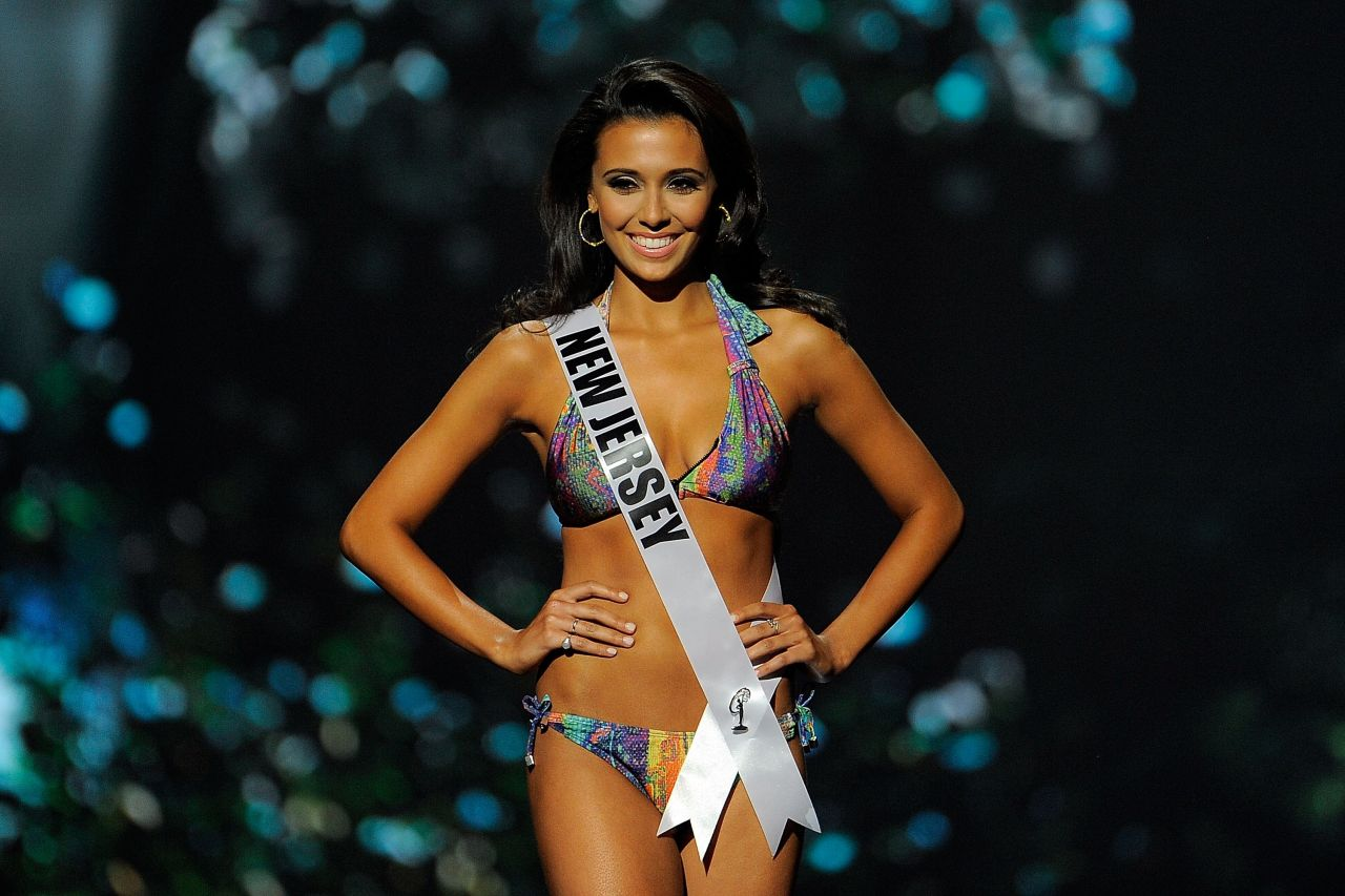 Emily Shah (New Jersey) - Miss USA Preliminary Competition - June 2014