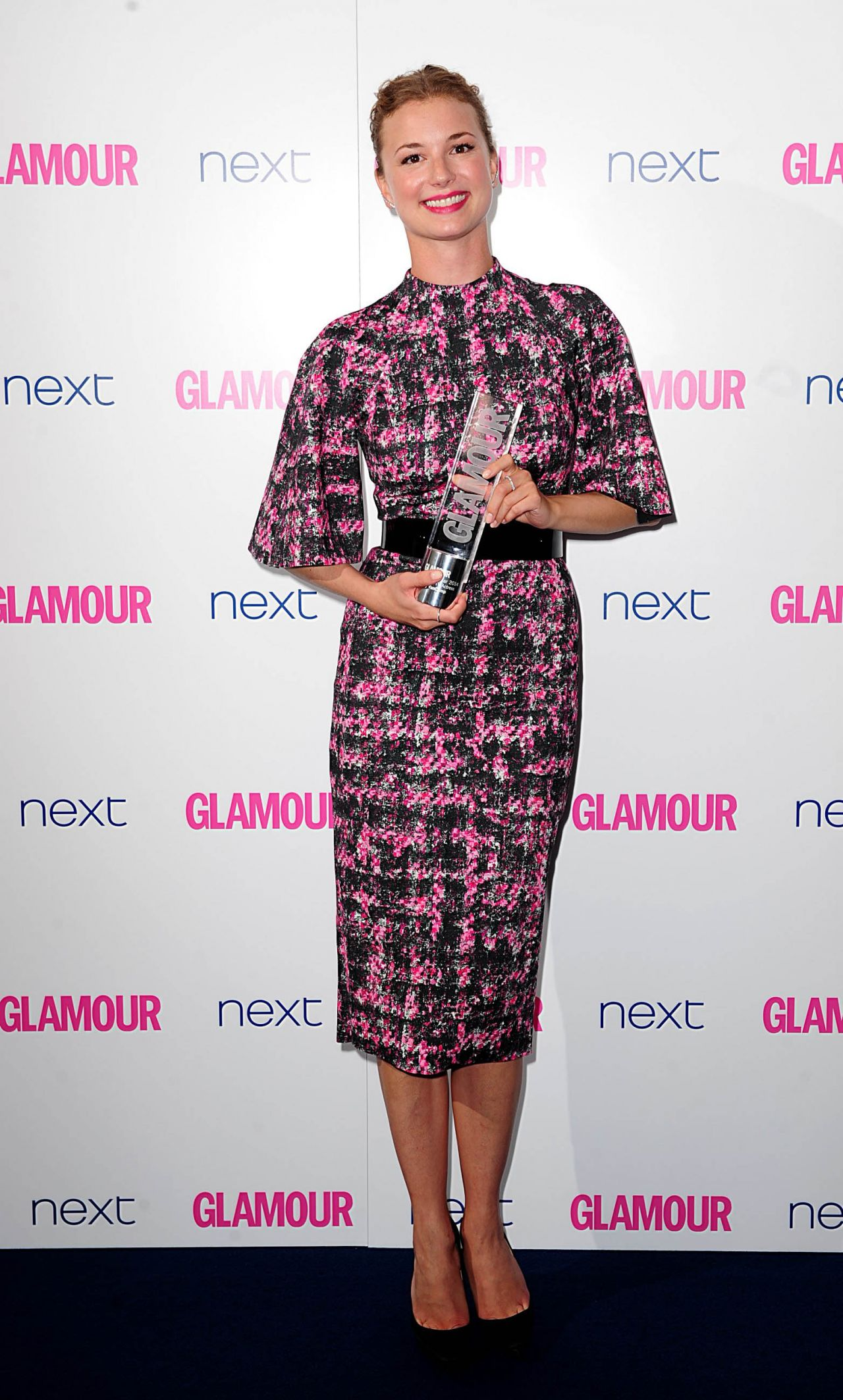 The Year S Of Living Non: 2014 Glamour Women Of The Year Awards In