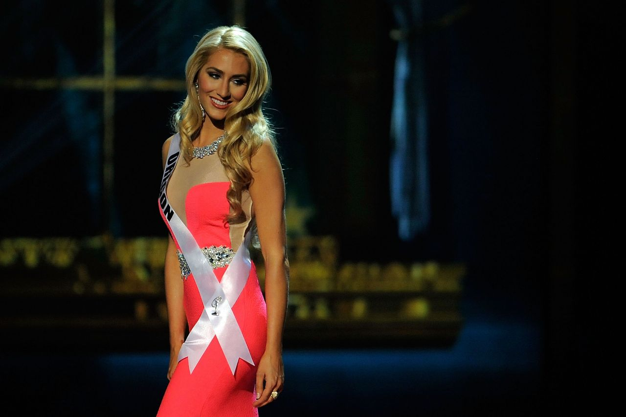 Emma Pelett (Oregon) - Miss USA Preliminary Competition - June 2014