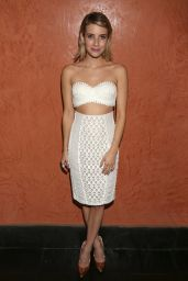 Emma Roberts - Opening Night Reception for the 2014 Maui Film Festival in Wailea