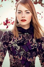 Emma Stone - Photoshoot for Vogue Magazine May 2014 (by Craig McDean)