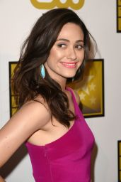 Emmy Rossum – 2014 Critics Choice Television Awards in Beverly Hills