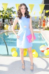 Emmy Rossum at Kate Spade Saturday Summer Solstice Party - June 2014