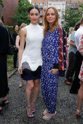 Emmy Rossum - Stella McCartney Spring 2015 Presentation in New York City - June 2014