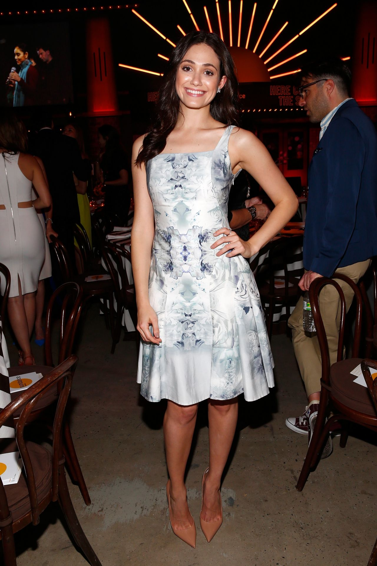 Emmy Rossum – Sundance Institute Vanguard Leadership Award in NYC - June 2014
