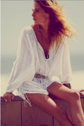 Erin Wasson - Free People e-catalogue - June 2014
