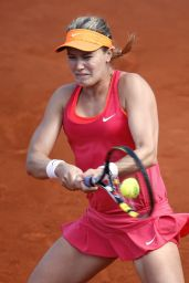 Eugenie Bouchard – 2014 French Open at Roland Garros – Semifinals