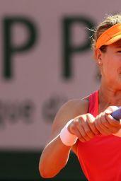 Eugenie Bouchard – 2014 French Open at Roland Garros – Semifinals