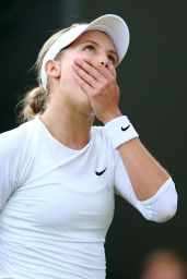 Eugenie Bouchard – Wimbledon Tennis Championships 2014 – 3rd Round