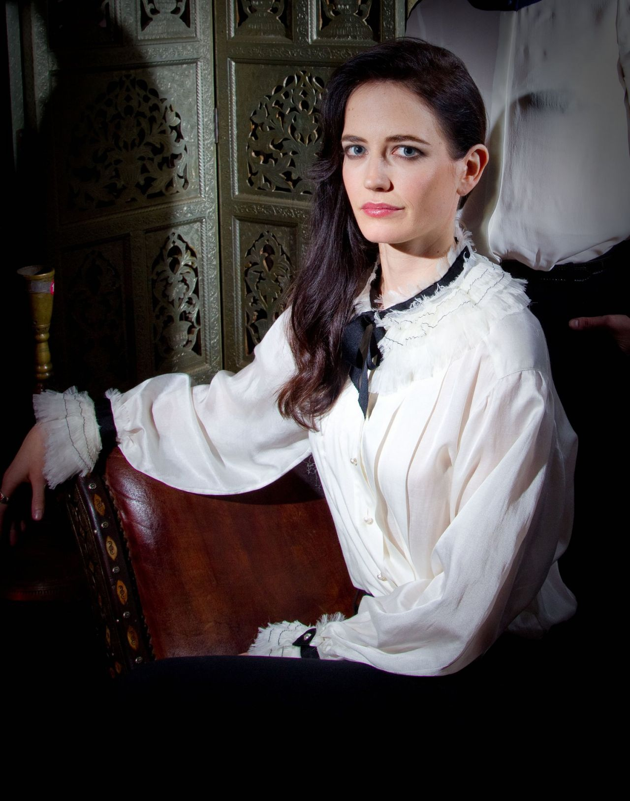 Eva Green - Photoshoot for New York Daily News (2014)