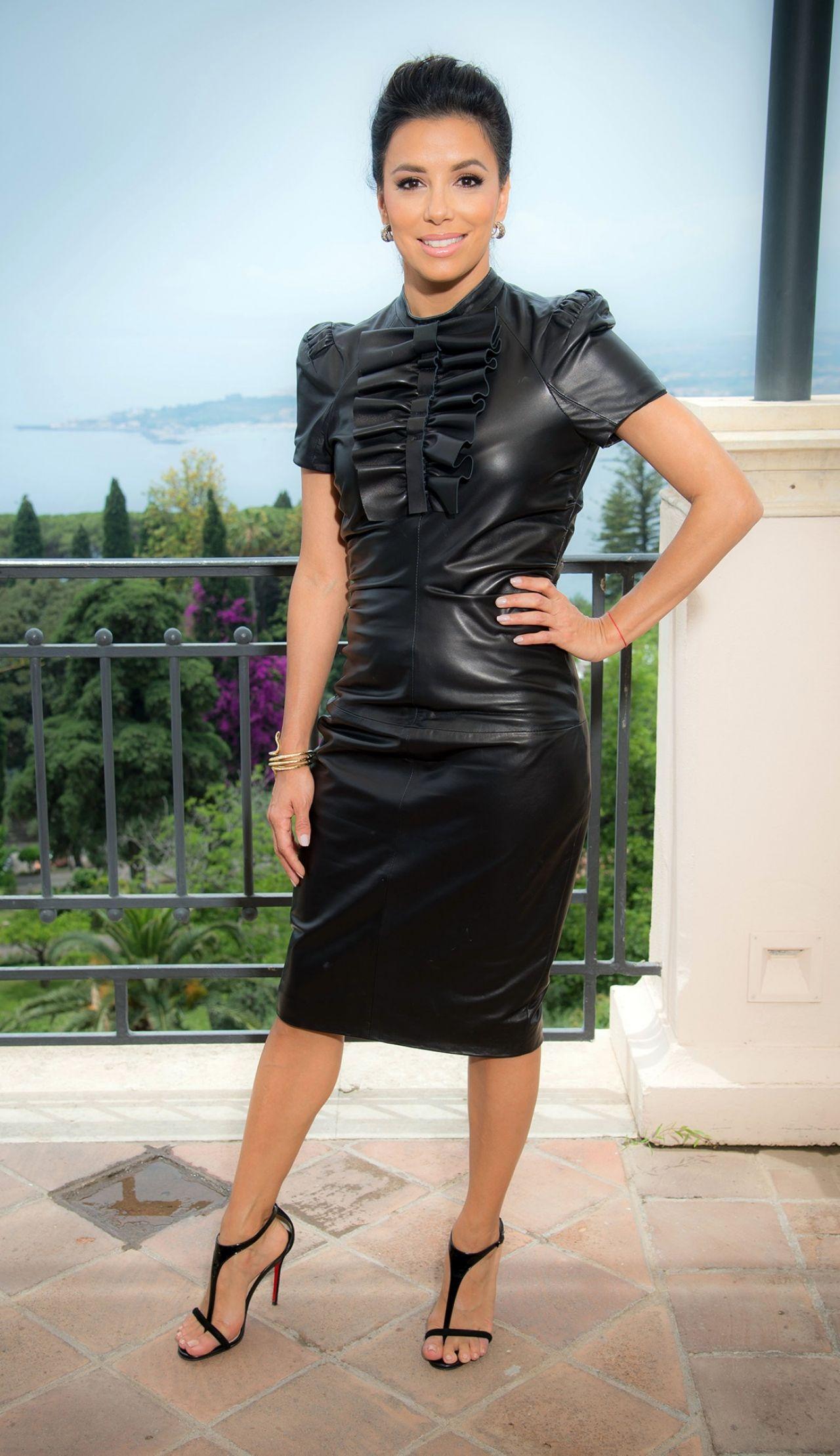 Eva Longoria - 2014 Taormina Film Fest (Italy)