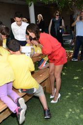 Eva Longoria Celebrates Brita Water