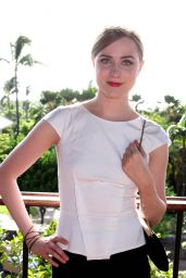 Evan Rachel Wood - Opening Night Reception for the 2014 Maui Film Festival in Wailea