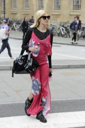 Fearne Cotton - BBC Radio 1 Studios in London - June 2014