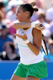 Flavia Pennetta – 2014 Aegon International at Devonshire Park in Eastbourne – Day Three