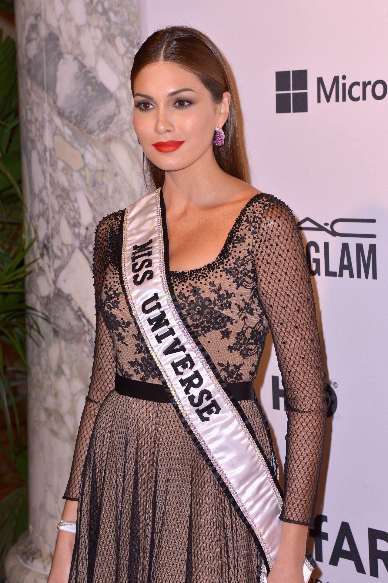 Gabriela Isler at amfAR Inspiration Gala New York - June 2014