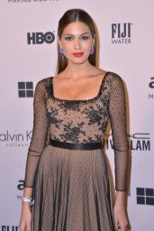 Gabriela Isler at amfAR Inspiration Gala New York - June 2014