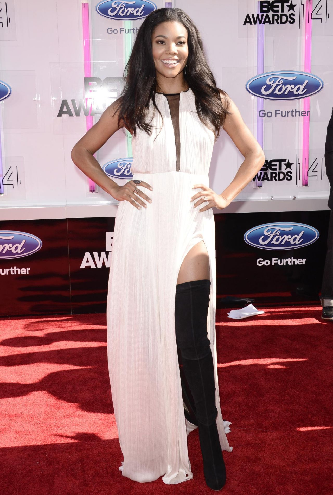 Gabrielle Union - 2014 BET Awards