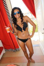 Gabrielle Union in a Bikini - Encore Beach Club at Wynn Las Vegas
