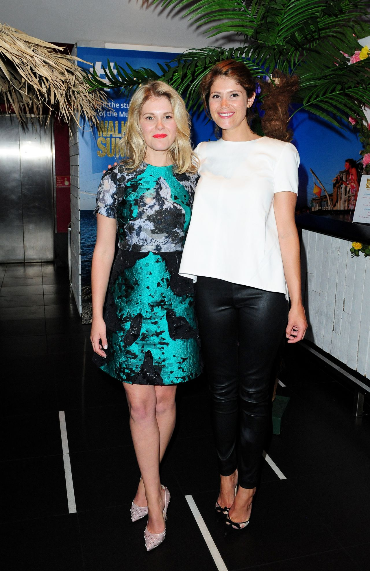 Gemma Arterton & Hannah Arterton -