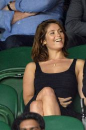 Gemma Arterton - Wimbledon Championships 2014 - Day 6